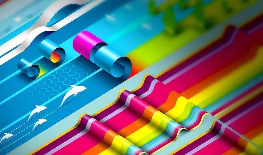 El color en diseño gráfico
