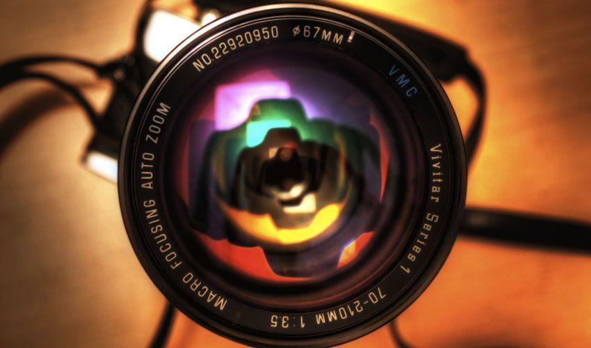 Selección de aplicaciones de fotografías web