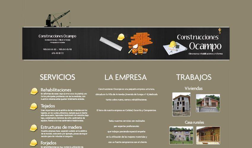 Construcciones Ocampo