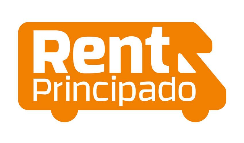 Diseño de logotipo corporativo Rent Principado