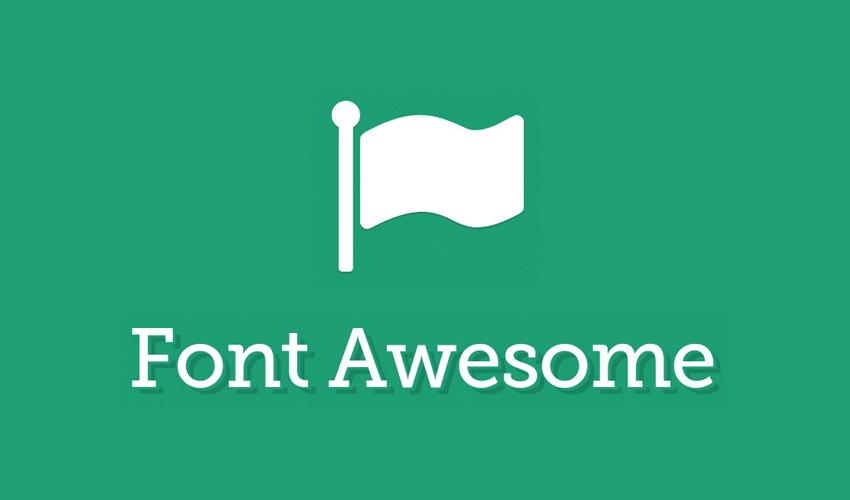 Font Awesome, facilitando el diseño web