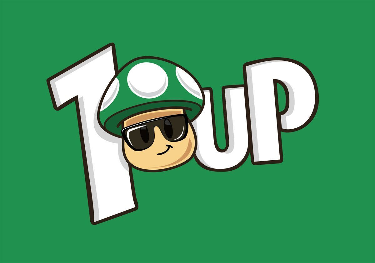 1UpCash logo