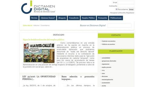dictamen digital web preview