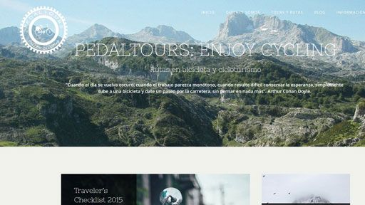 pedal tours web preview