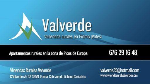 Viviendas rurales Valverde