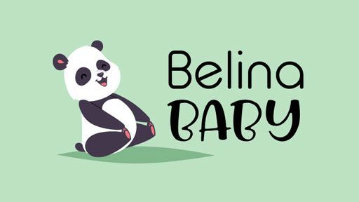belina baby logo preview