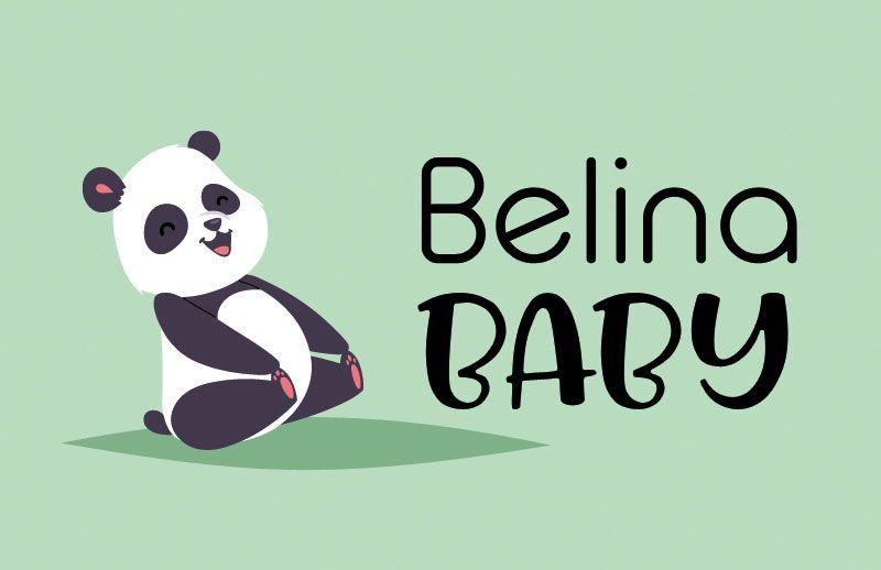 Logotipo Belina Baby