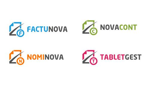 Factunova logo preview
