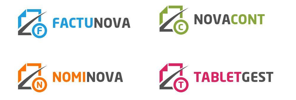Factunova logotipo