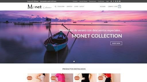 monet collection web preview