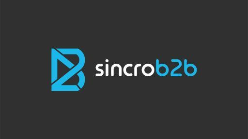 sincrob2b logotipo preview