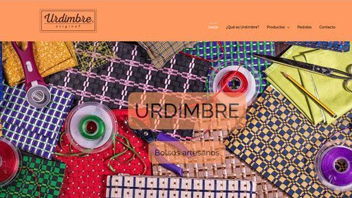 urdimbre web preview