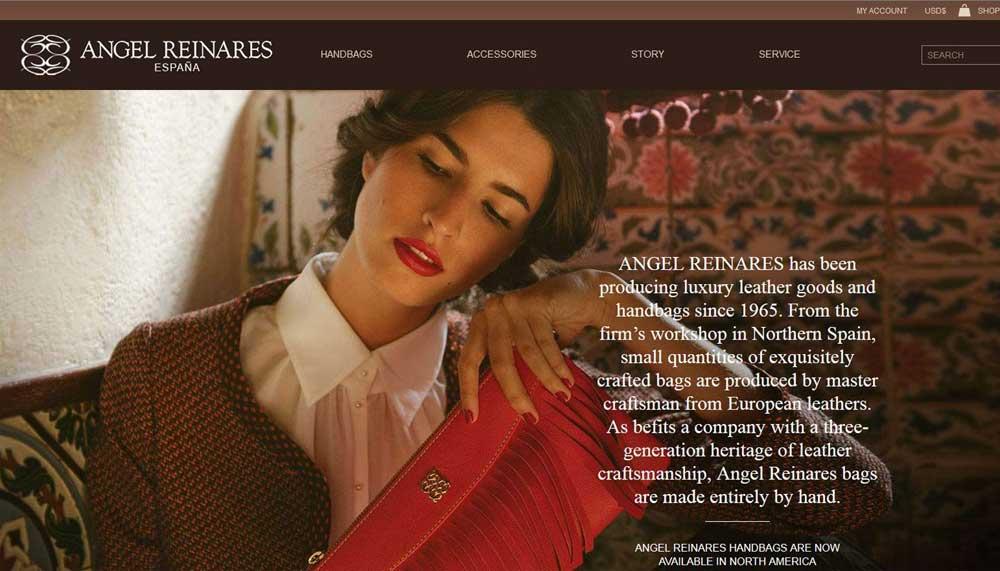 Diseño web Angel Reinares