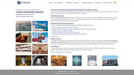 Ctrans maritime services