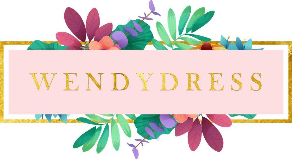 Diseño de logotipo Wendy Dress