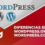Descubre las diferencias entre WordPress.com y WordPress.org