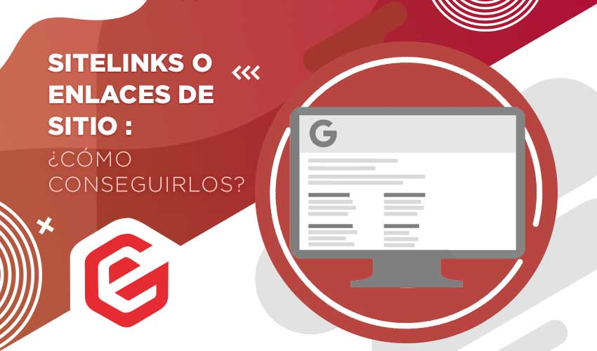 Enlaces de sitio o sitelinks