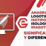 ¿Anagrama, logotipo isotipo, isologo…? Significados y diferencias