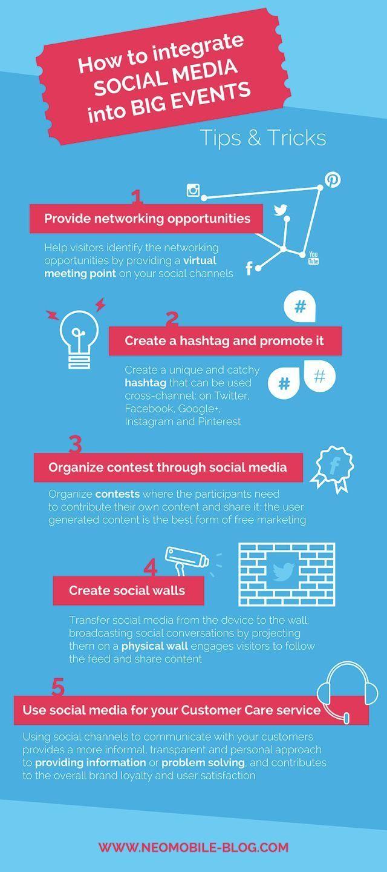 Integrar redes sociales