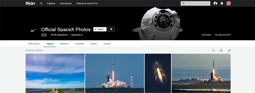 SpaceXPhotos