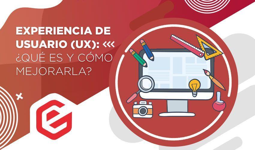 UX Experiencia usuario diseño web
