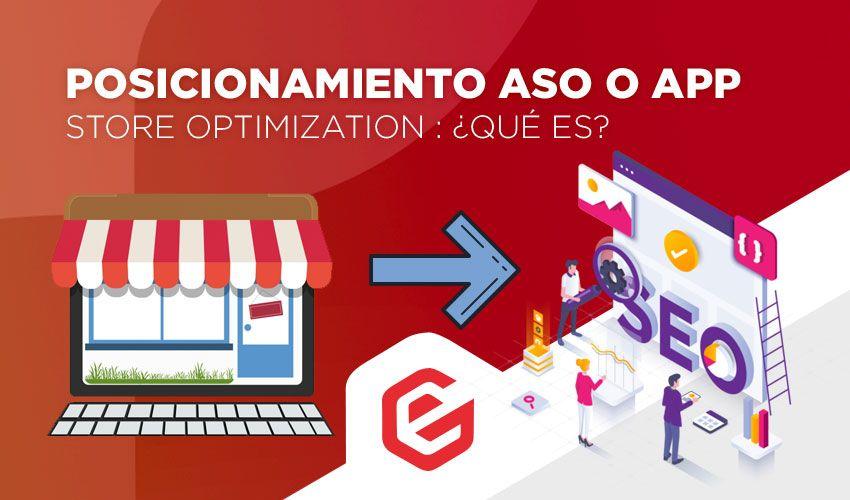 Posicionamiento ASO o App Store Optimization