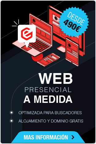 Diseño web presencial