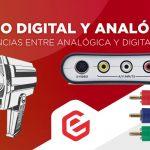 Vídeo. ¿Cuál es la diferencia entre analógica y digital?